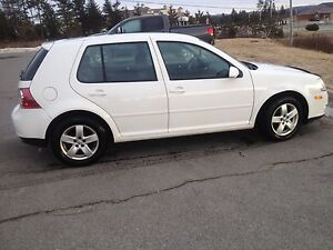 Reduced to sell 2009 City Golf