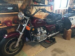 Honda Gold Wing 1200 1984