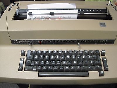 Refurbished Ibm Correcting Selectric Ii Typewriter 90 Day Warranty