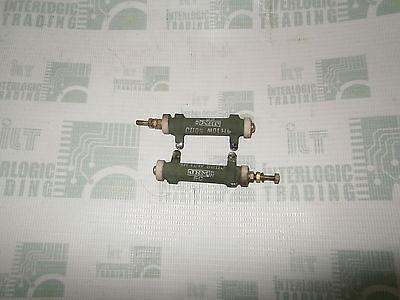 Jrm Gh 10w 50j Resistor Gh 10w Lot Of 2 Marine Store Spare
