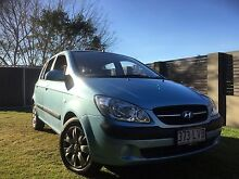 HYUNDAI GETZ  2009  LOW KM, NOTHING TO SPEND Southport Gold Coast City Preview