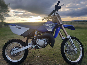 2015 YAMAHA YZ83 BIG WHEEL Toowoomba Toowoomba City Preview