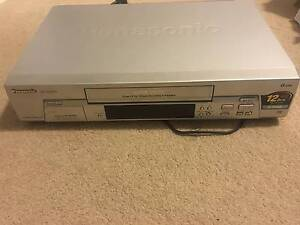 VHS VIDEO PLAYER WITH OVER 100 MOVIES Pemulwuy Parramatta Area Preview