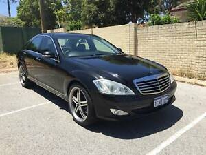 2006 Mercedes-Benz S350 All Others Automatic Sedan St James Victoria Park Area Preview
