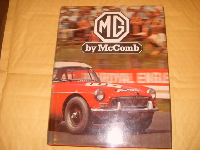MG By McComb 1981 - As Photo