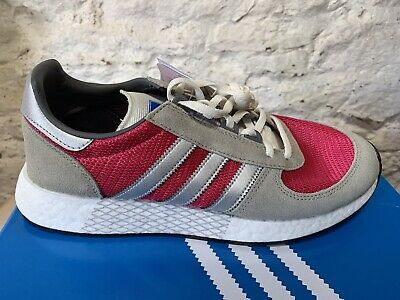 Adidas ORIGINALS Marathon Tech Trainers UK 9 BNIBWT, SL80