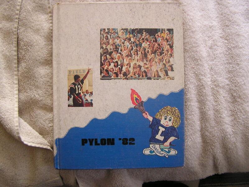 1982  Leuzinger High School Yearbook