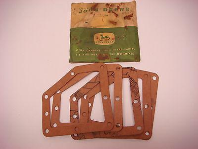 Nos John Deere Part No. E12338e Gaskets 5 Jd089 Vintage Tractor Equipment