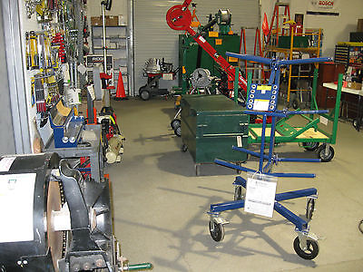 Current Tool 503 Wire Tree For 10-2500 Spools Of Wire New