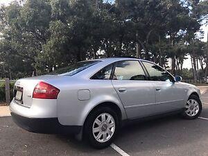 Audi A6 long rego & has RWC (drive-away) Clayton South Kingston Area Preview