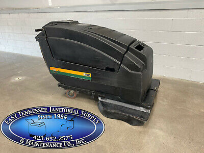 Used - Nss Wrangler 3330 Walk Behind Auto Scrubber 30 Day Warranty