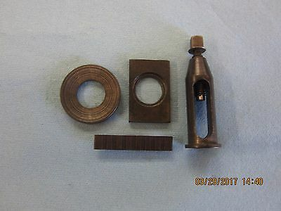 "Atlas Craftsman 6"" Lathe Tool Post Assembly # M6 -39X"