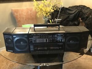 Fisher Stereo High Fidelity System Working New Antenna