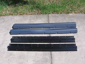 S10 XTREME REG-CAB ROCKER GROUND EFFECT RIGHT & LEFT