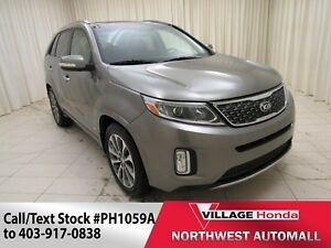 2015 Kia Sorento SX V6 AWD | 7-Passengers | Leather |