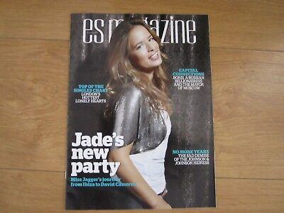 E.S Magazine Jade Jagger New