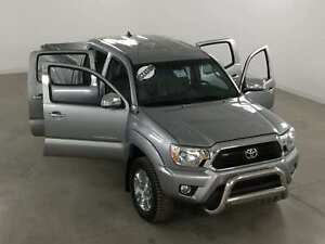 2014 Toyota Tacoma V6 4x4 Double Cab Limited GPS*Cuir*Camera Rec