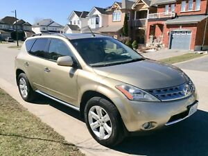 06 Murano AWD, Safety Done, Low 170km Only!