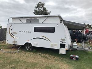 2012 jayco expanda Canadian Ballarat City Preview