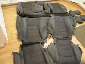dodge ram factory seat cover ebay. Black Bedroom Furniture Sets. Home Design Ideas