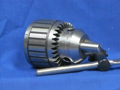 Jacobs 16n Drill Chuck. 58 Capacity. Excellent. Includes Arbor Of Choice