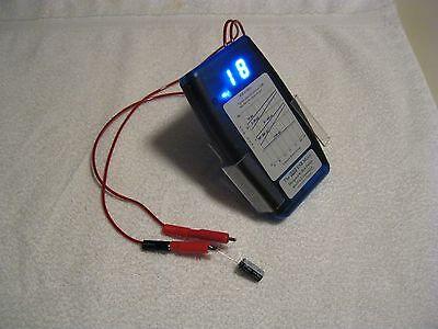 Anatek Blue ESR Capacitor Tester Analyzer - Assembled and Tested