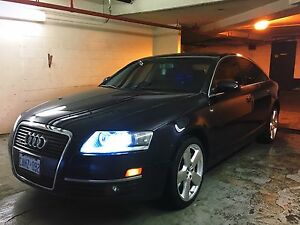 Extremely well maintained 05 Audi A6