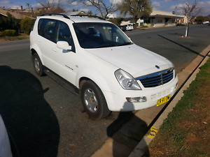 Ssangyong rexton for sale in australia gumtree cars fandeluxe Image collections