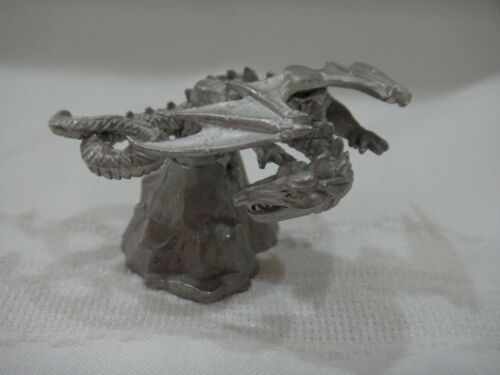 Spoontiques 1986 Pewter Dragon Figurine #625