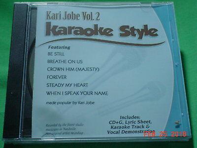 Karaoke Entertainment Bright Top Praise Songs Volume 1 & 2 Christian Karaoke Style New Cd+g Daywind 12 Songs Large Assortment