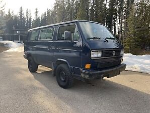 1990 Vanagon Syncro, BACK UP FOR SALE