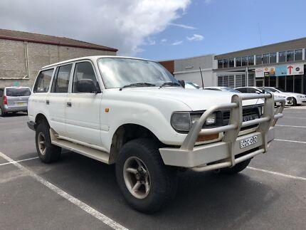 Toyota Landcruiser 80 series Diesel