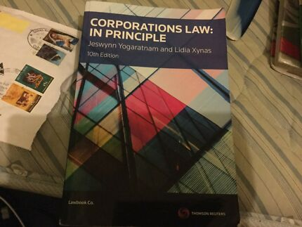 Corporations Law 10th edition