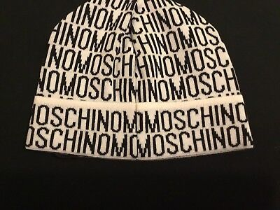 Men's MOSCHINO Logo Knit Wool Scully