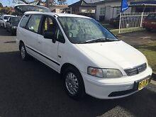 1999 Honda Odyssey Automatic  REGO+WARRANTY+24/7 ROADSIDE ASSIST Ingleburn Campbelltown Area Preview