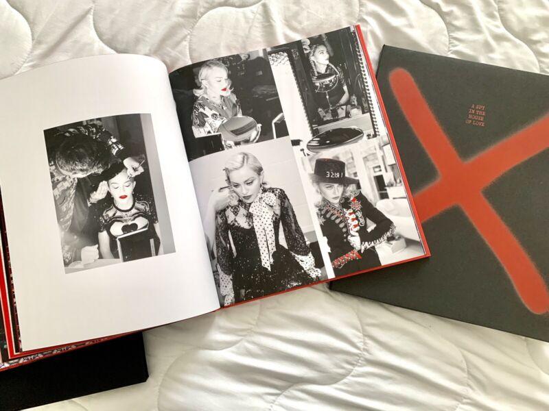 Madonna Madame X Tour VIP exclusive Book