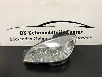 Orig. Mercedes C-Klasse W204 Leuchteinheit Scheinwerfer Links RHD Rechtslenker