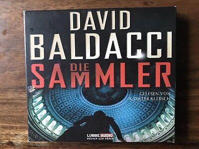 Die Sammler von David Baldacci (2014) gelesen von Dieter