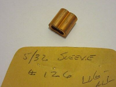 Lug-all 532 Sleeve Type Cable Clamp No.126 New Old Stock