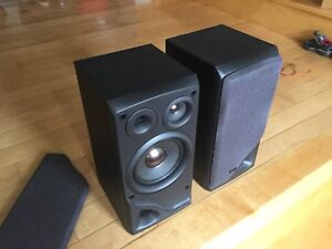 TEAC speakers Moving garage yard estate content clearance sale
