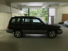 1999 Subaru Forester Wagon Airlie Beach Whitsundays Area Preview