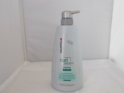 GOLDWELL CURL DEFINITION SHAMPOO INTENSE FOR NORMAL TO THICK HAIR FREE SHIPPING Goldwell Thick Shampoo