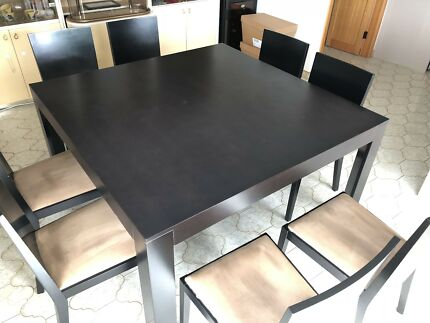 Wanted: Used Square 8 seater table ( 140x140)
