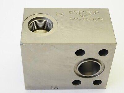 Hydraquip Hydraulic Valve Manifold 0918 C44432 Rev. 0