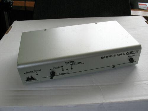 M-Audio Super Dac 2496 D/A Converter