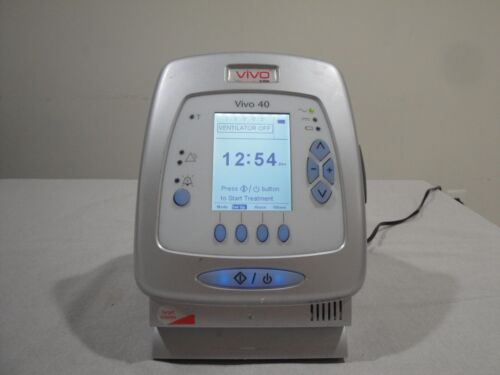 Breas Vivo 40 medical ventilator. Good condition