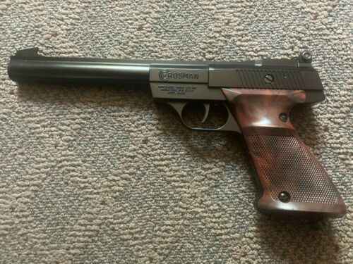 CROSMAN 454 FIRST VARIANT RESEALED   FREE PRIORITY MAIL  SHIPPING
