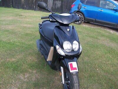 2017 Yamaha 50cc scooter