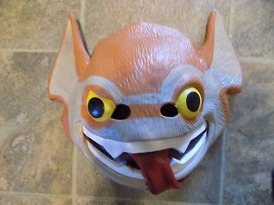 Funny Uncommon Halloween Costumes (Child's Rare Funny Animal Vinyl Unique Halloween Mask)