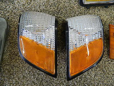 1989-1996 BUICK CENTURY Limited,Estate Wagon Blinkleuchten/Signal/Marker Lamps